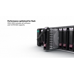 HPE Modular Storage Array MSA 20XX