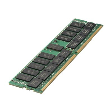 HPE 32GB (1x32GB) Dual Rank x4 DDR4-2666 CAS-19-19-19 Registered 32GB DDR4 2666MHz SpeichermodulMemory Kit